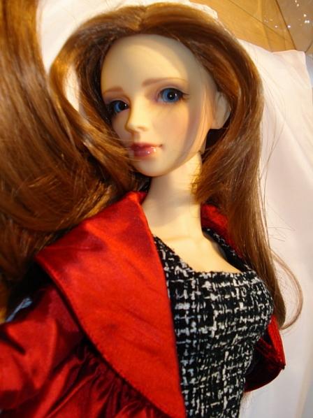 SD16 オリビア・モーガン嬢 お披露目