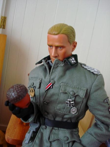 小鳥と少佐殿-その1