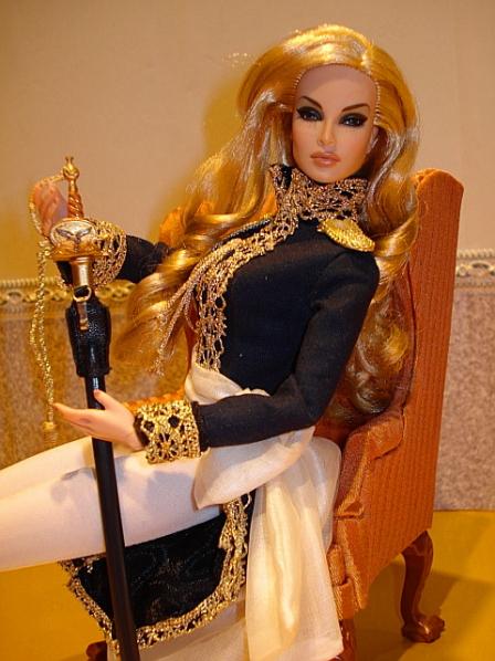 Dania as Lady Oscar