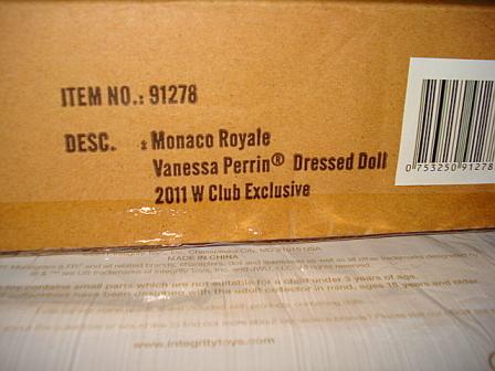 Monaco Royale Vanessa Perrin