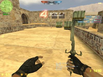 4 kill