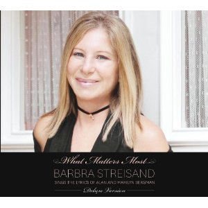 Barbra Streisand(What Matters Most)