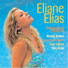 Eliane Elias(So Danco Samba(Jazz 'N Samba))