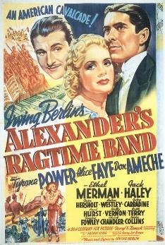 Alexander's Ragtime Band(film)