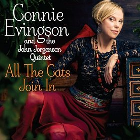 Connie Evingson & The John Jorgenson Quintet(Dream a Little Dream of Me)