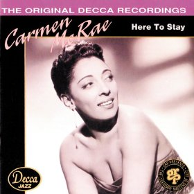 Carmen McRae(My One and Only Love)