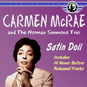 Carmen McRae(Satin Doll)