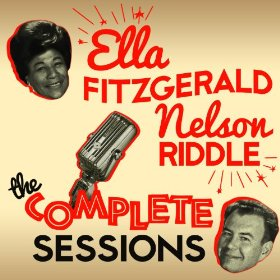 Ella Fitzgerald & Nelson Riddle(All of Me)