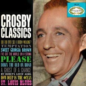 Bing Crosby(How Deep Is the Ocean)