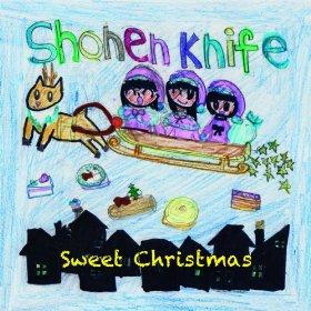 Shonen Knife(We Wish You a Merry Christmas)