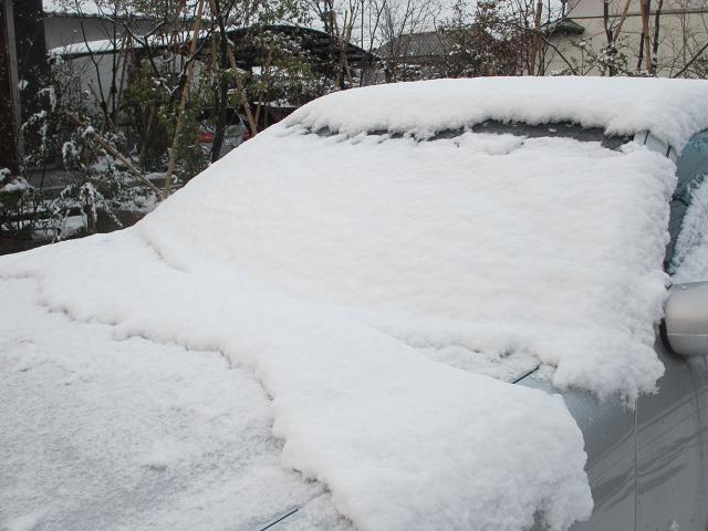 2014の積雪1