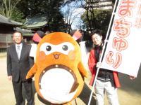 2013.2.24 まちゅり集合写真2