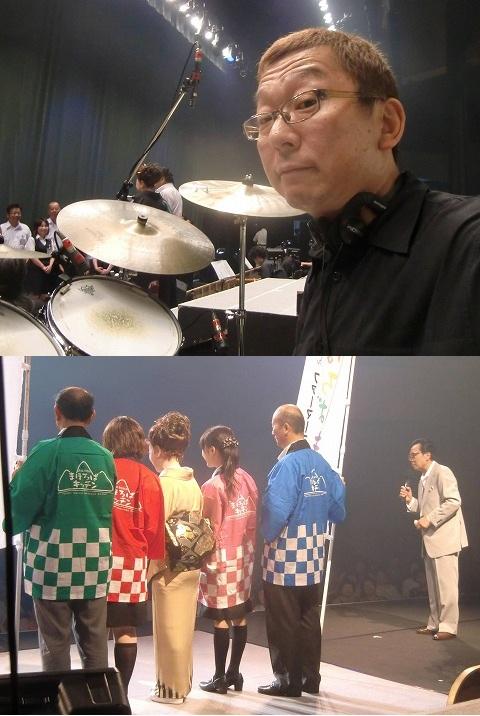 12.7.28大淀町文化会館