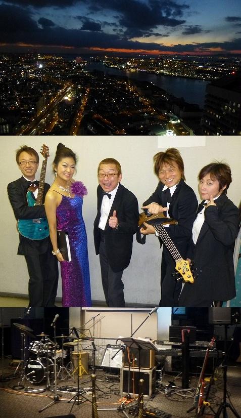 12.12.31ホテル大阪ベイタワー
