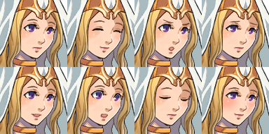 Aceパッケージのお姉さん/Ace顔グラ