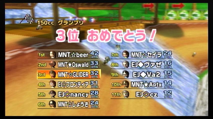 MNT vs EJ 1GP