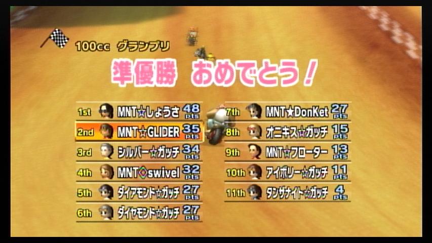 MNT vs ガッチ (2) 2GP