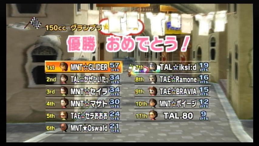 MNT vs TAL (2) 1GP