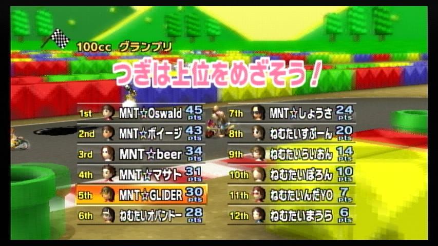 MNT vs ねむたい 1GP