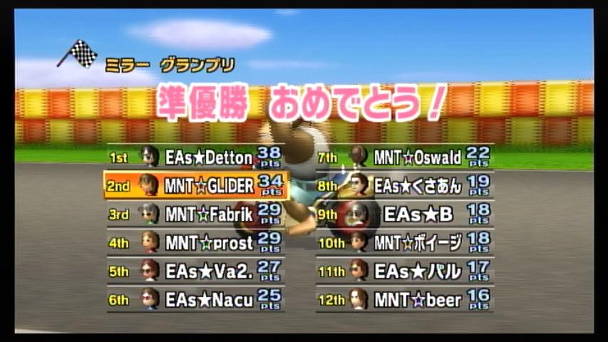 MNT vs EAs 1GP