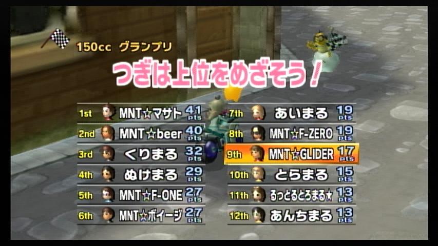 MNT vs まる (3) 1GP