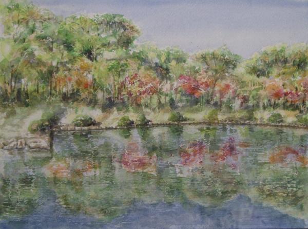縮景園1411