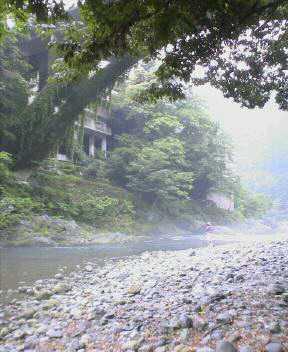 御岳渓谷 (2)