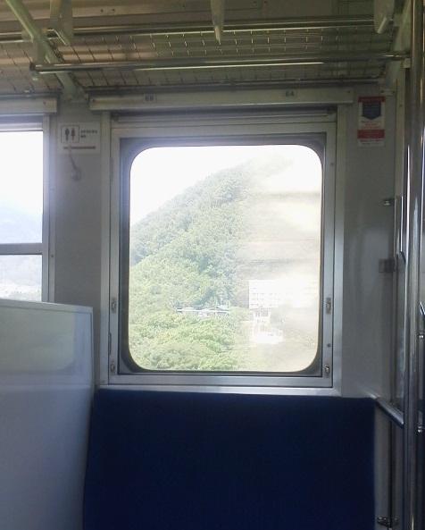 ホリデーパス車窓