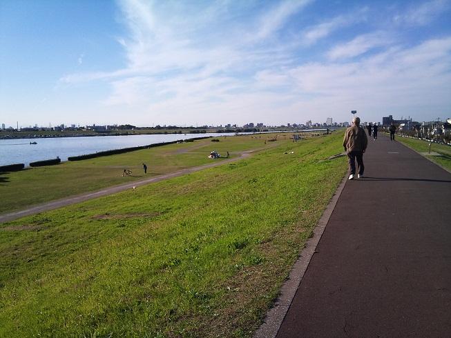 江戸川上流2