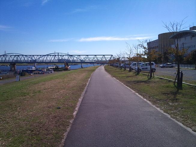 妙典河川敷2