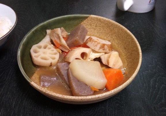 ピリ辛煮物