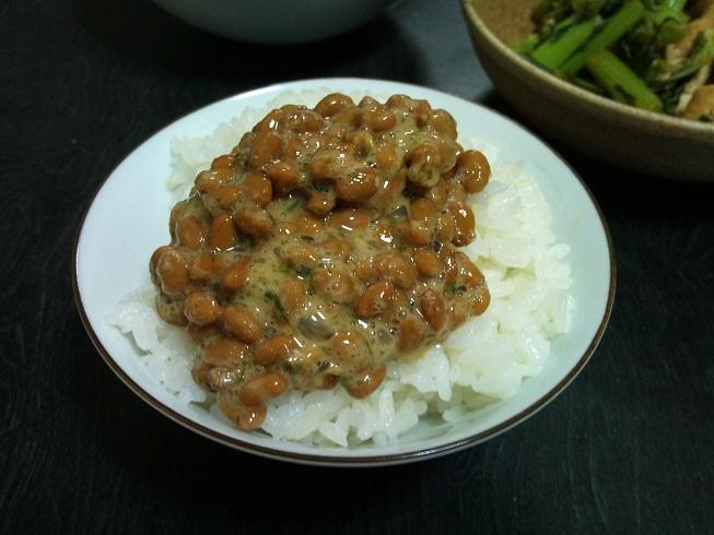 しそのり納豆4