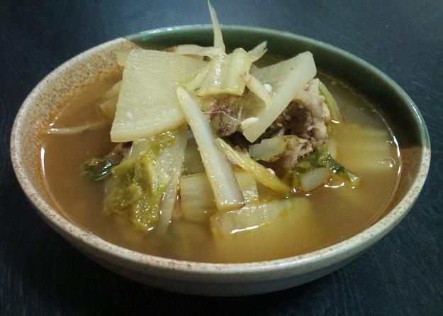CGCキムチ鍋