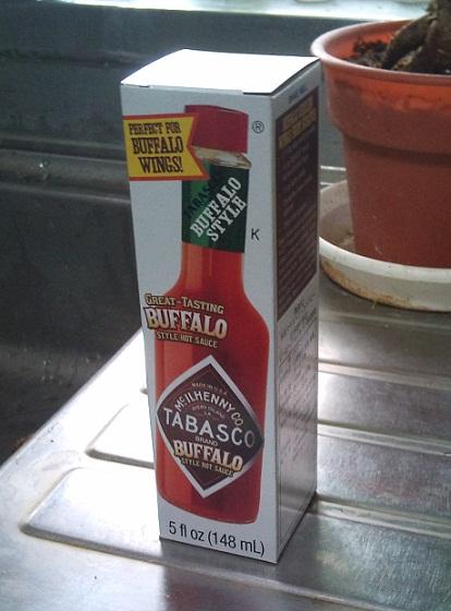 タバスコバッファロー