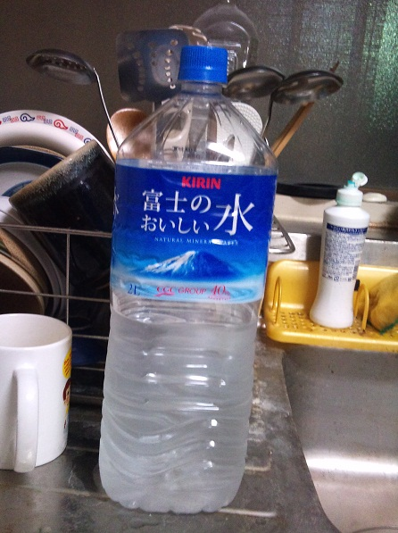 CGCおいしい水