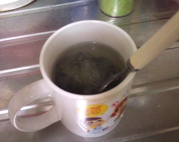 めかぶ茶2