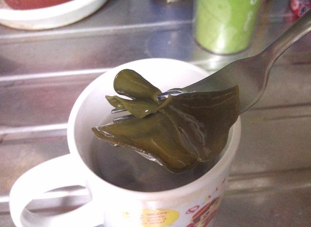 めかぶ茶3