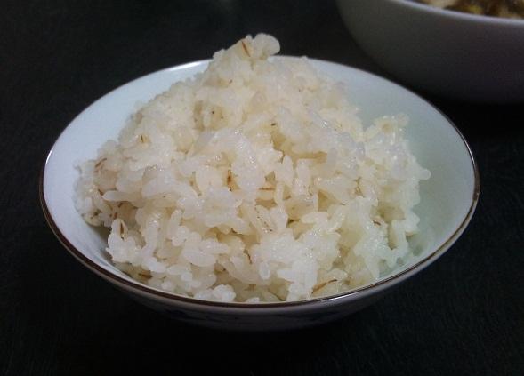 コープ麦ご飯
