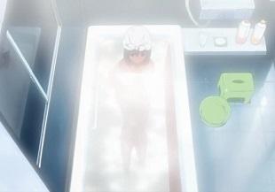 けいおん 入浴 シーン