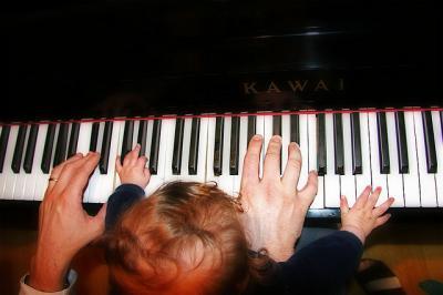 ピアノ 親子 子ども