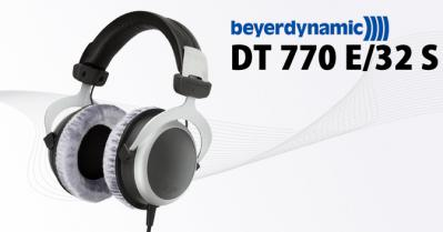 DT770 E/32 ティアック ベイヤーダイナミック