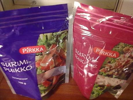 Food Kanikama