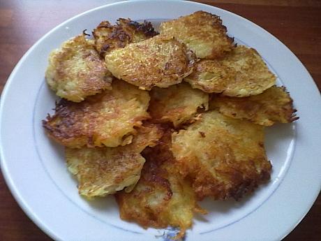 Latkes Poteto Pancake