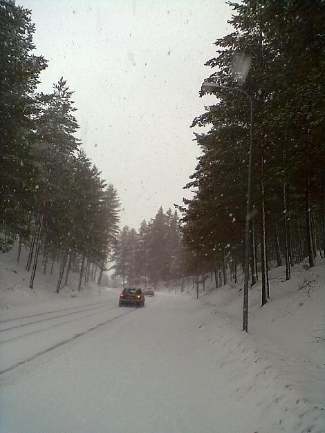 Lumi Maisema