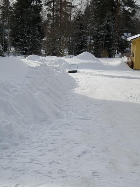 Lumi työ