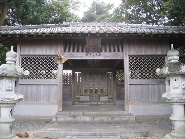 穴師神社⑧