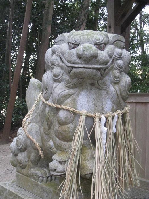七見神社②