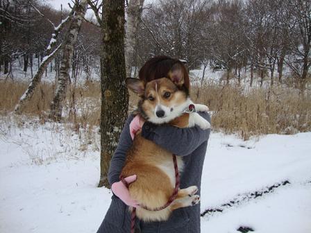 紋母と美英ちゃん2