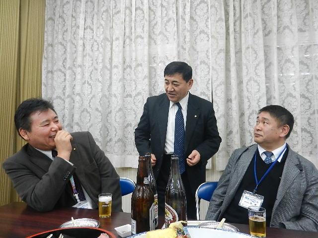 ハッピーカード会新年会 053
