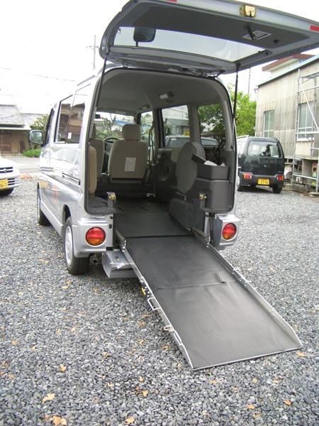 軽福祉タクシー
